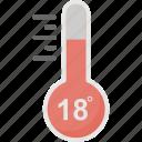 forecast, season, temprature, weather icon