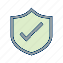 access, proctection, safe, secure, sheild icon
