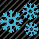 cold, forecast, meteorology, season, snow, snowflake, weather icon