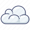 cloud, clouds, forecast icon