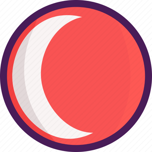 eclipse, moon, space, sun, twilight icon