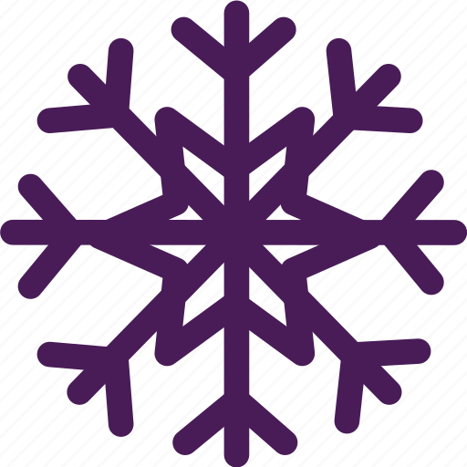 christmas, snow, snowflake, snowing, winter icon
