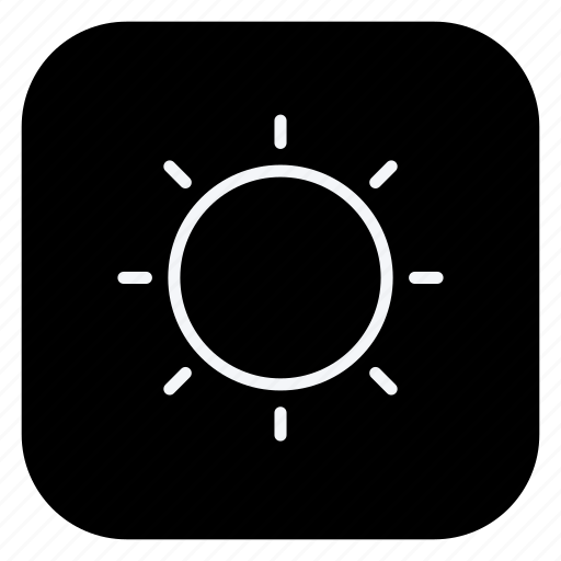 climate, cloud, cloudy, environment, forecast, sun, weather icon