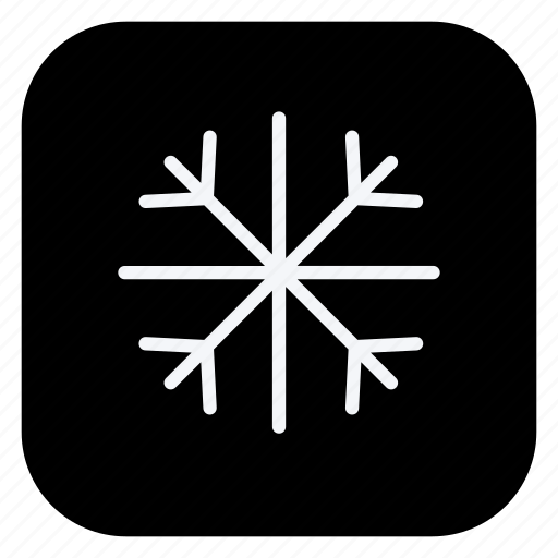 climate, cloud, cloudy, environment, forecast, snow, snowflake icon
