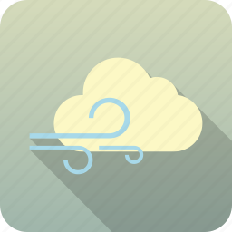 forecast, meteorology, weather, wind icon