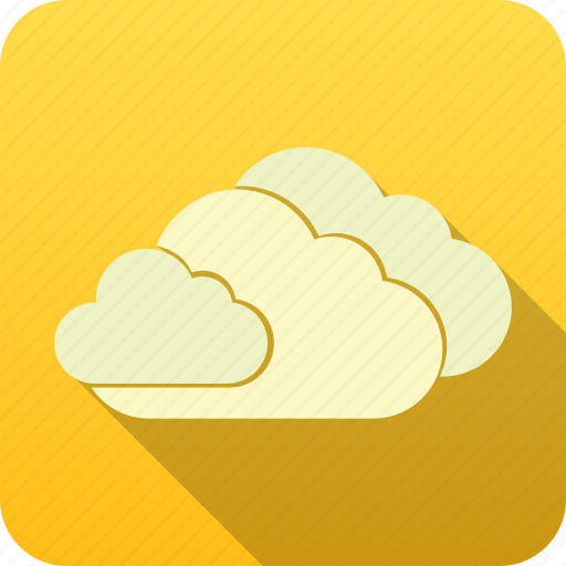 clouds, forecast, meteorology, weather icon