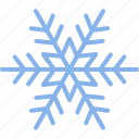 cold, flake, freezing, snow, snowflake, weather, winter icon