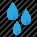 moist, water, wet icon
