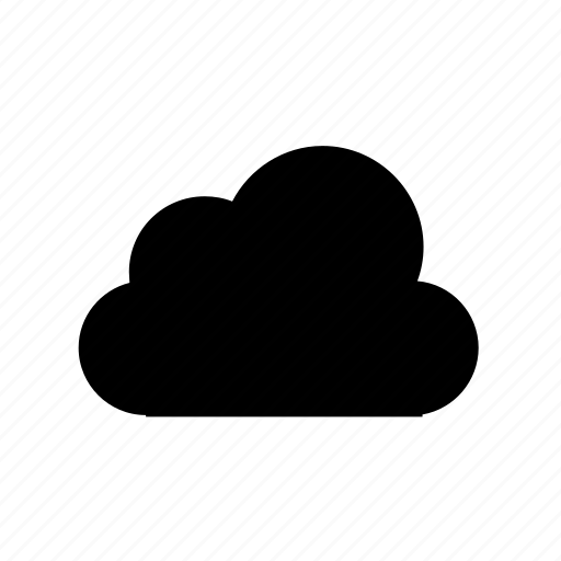 cloud, cloudy, nuvem, weather icon
