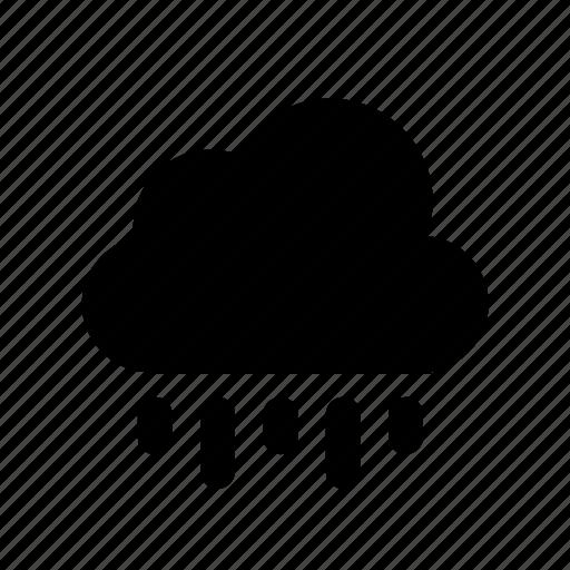 chuva, cloud, rain, raining icon