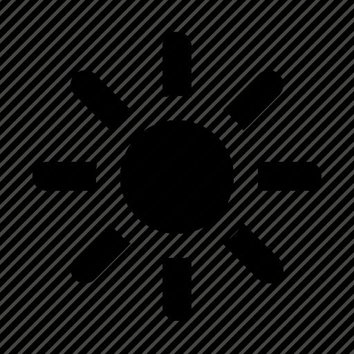 Bright, summer, sun icon - Download on Iconfinder