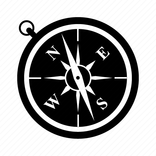 Compass, direction, navigation, weather, forecast, location, pointer icon - Download on Iconfinder