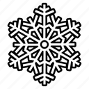 award, christmas, forecast, snow, snowflake, weather, winter icon