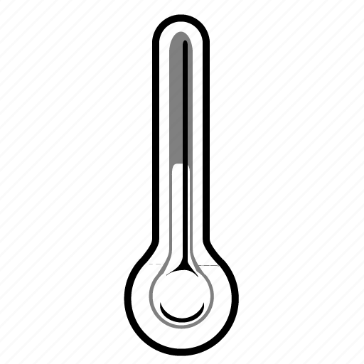 cold, forecast, temperature, thermometer, warm, weather icon
