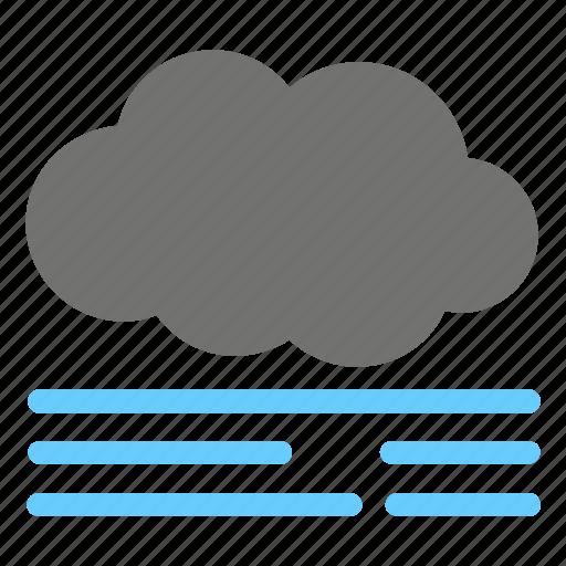 cloud, drops, forecast, hail, heavy, rain, weather icon