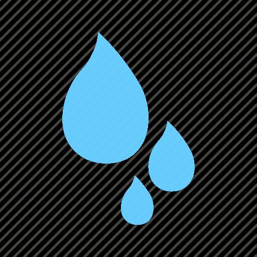 drops, heavy, oil, rain, rainy, water icon