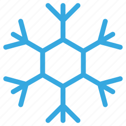 climate, forecasting, snowflake, weather, winter icon