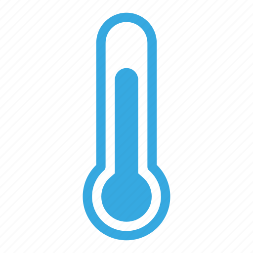 climate, forecasting, thermometer, weather, winter icon