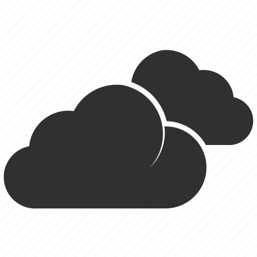 cloud, clouds, cloudy, meteorology, season, temperature, weather icon