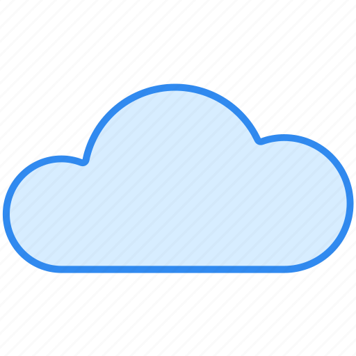 cloud, cloudy, forecast, storm, weather icon