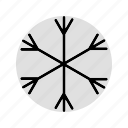 freezing, snow fall, snow flake icon