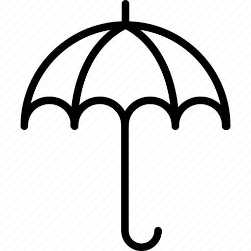forecast, protection, safety, shield, umbrella, weather icon