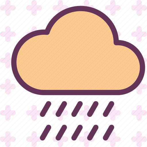 clouds, heavyrainweather, moon, night, stars icon