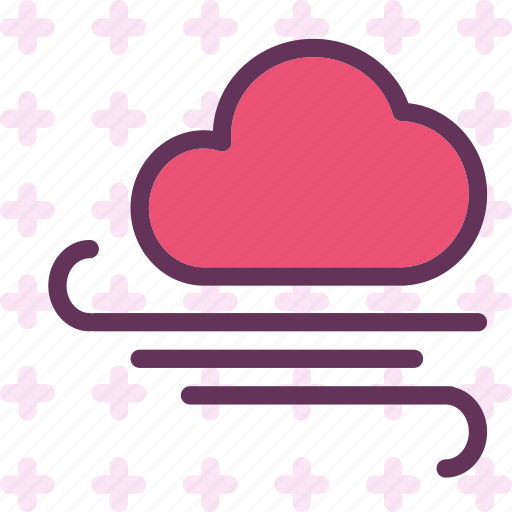 air, clouds, flow, storm, sunset, wind, yweather icon