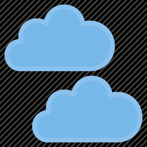 cloud, temperature, weather icon