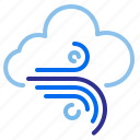 cloud, cloudy, temperature, weather icon