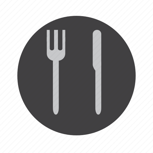cook, cooking, eating, food, fork and knife, kitchen, restaurant icon