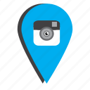 cam, camera, instagram, photogapy, pictures, social media icon