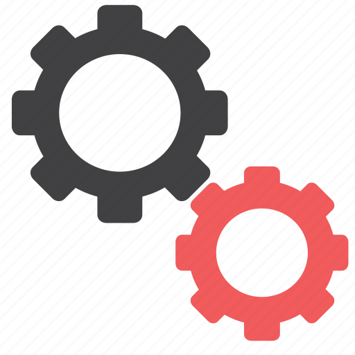 configuration, congfig, gears, options, preferences, settings icon