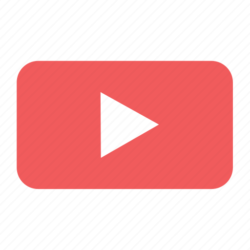 movies, music, player, video, youtube icon
