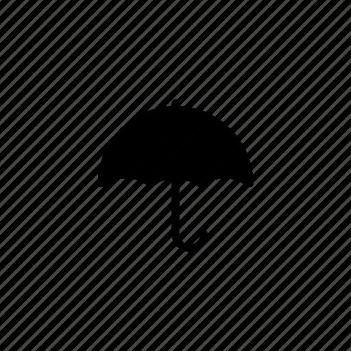 forecast, rain, safe, umbrella, weather icon