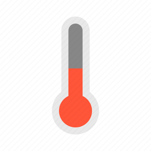 Temperature, thermometer, weather icon - Download on Iconfinder