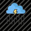 rain, sun, weather, cloud, forecast, sunny