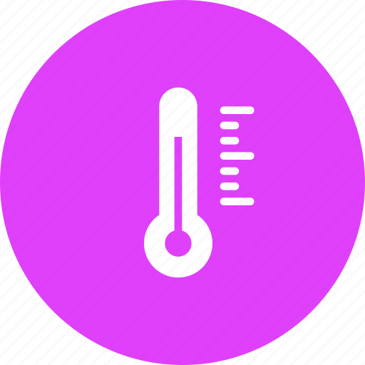 measure, measurement, reading, temperature, thermometer icon