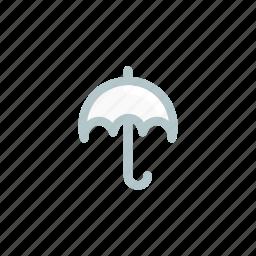 insurance, protection, rainy, saftey, security, sunshade, umbrella icon