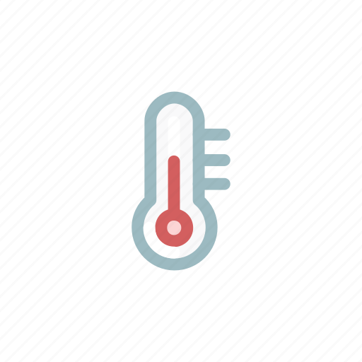 device, gauge, heat, lead, technology, temprature, thermometer icon