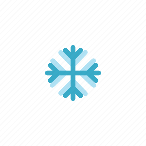 flake, forecast, sky, snow, snowflake, weather, winter icon