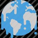 global, warming, weather icon