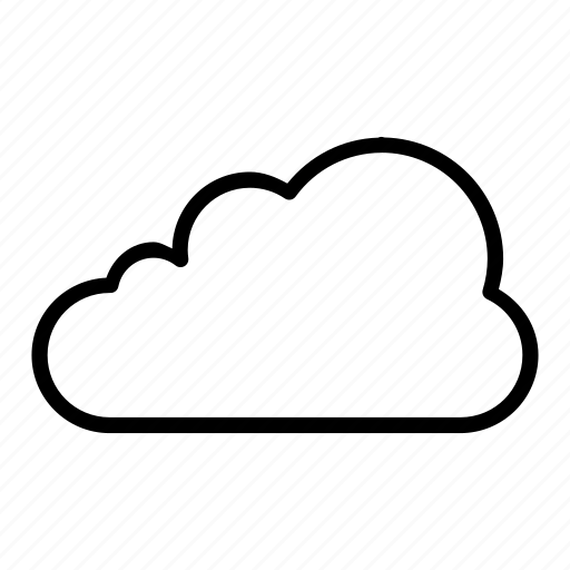 air, atmosphere, cloud, weather icon