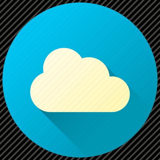 Cloud, forecast, internet, storage, weather icon - Download on Iconfinder