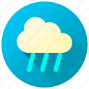badweather, forecast, heavy showers, rainfall, showers, weather, wet icon