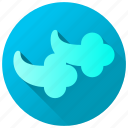 breeze, forecast, gust, weather, wind, windy icon
