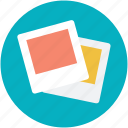 frames, gallery, images, photos, picture frames icon