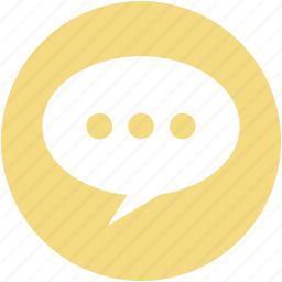 chatting, chitchat, online conversation, speech bubble, talk icon