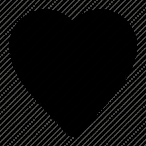bookmark, favorite, heart, like, love, save, web icon