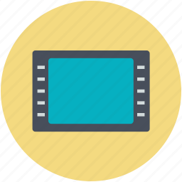 atm display, atm password, atm screen, bank service, bank terminal icon